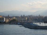Veduta di Palermo dal mare  - Palermo (3661 clic)