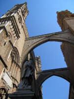 La facciata della Cattedrale e la torre campanaria PALERMO Carolina Reddìti