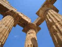 Particolare del Tempio E  - Selinunte (3244 clic)