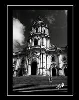 La scalinata di San Giorgio    - Modica (964 clic)