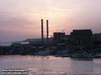 Vigata la centrale elettrica  - Porto empedocle (6765 clic)