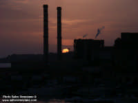 Vigata la centrale elettrica  - Porto empedocle (4155 clic)