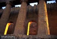 La Valle dei Templi  - Agrigento (2046 clic)