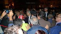 Vittorio Sgarbi a Grammichele durante le elezioni comunali 2013 (1448 clic)