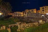 Il tempio di Apollo ad Ortigia   - Siracusa (1221 clic)
