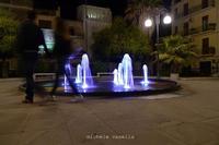 Una delle fontane di Piazza Dante   - Grammichele (1250 clic)