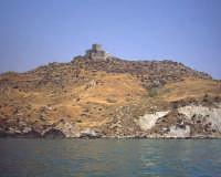 Castello di Montechiaro - vista dal mare in prossimità della Secca  - Palma di montechiaro (5749 clic)
