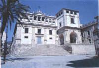 Monastero delle Benedettine - prima dimora del Duca Carlo Tomasi di Lampedusa, fondatore della città di Palma di Montechiaro.  - Palma di montechiaro (4156 clic)