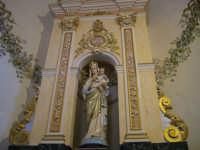 Altare maggiore chiesa del Rosario(Alfredo Catalfo - 2004).  - Biancavilla (4402 clic)