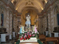 Cristo alla colonna nella chiesa del Rosario (Alfredo Catalfo - 2004)  - Biancavilla (6670 clic)