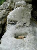 La faccia di Tiberio.   - Pollina (997 clic)