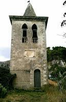 Campanile della chiesa a Matrici Vecchia.   - Gratteri (822 clic)