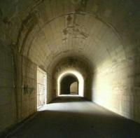 Il tunnel    - Caccamo (1253 clic)