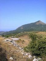 Pizzo Sant'angelo   - Gibilmanna (2240 clic)