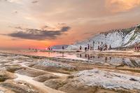 tramonto scala dei Turchi (10412 clic)