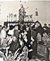 Altare della Madonna Assunta, Nizza di Sicilia.  (346 clic)