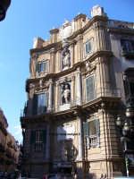 I Quattro Canti (piazza Vigliena) PALERMO aldo romana