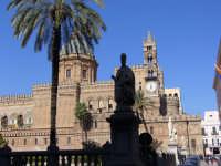 La Cattedrale di Palermo   - Palermo (3152 clic)