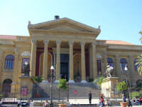 Teatro Massimo  PALERMO aldo romana