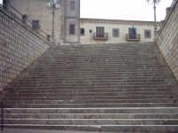 Chiesa del Convento (le scalinate)  - Caltavuturo (5370 clic)