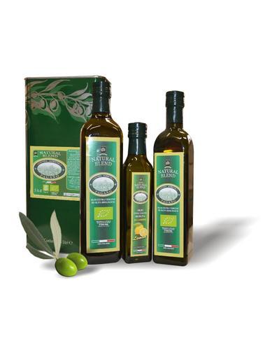 olion extravergine di oliva bio siciliano - LUCCA SICULA - inserita il 24-Oct-16