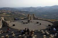 Teatro Andromeda Lorenzo Reina  - Santo stefano quisquina (2737 clic)