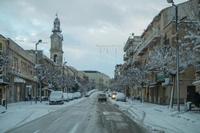 Corso V Emanuele la neve del 2017  - San cataldo (1277 clic)