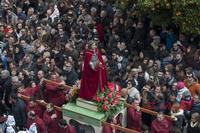 Riti della Settimana Santa 2016  - San cataldo (907 clic)