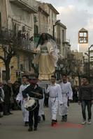 Riti della Settimana Santa-I Sampauluna 2016  - San cataldo (868 clic)