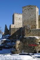 Castello di Lombardia   - Enna (1373 clic)