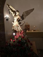 Processione di San Michele Arcangelo, Allume di Roccalumera (ME).  (26 clic)