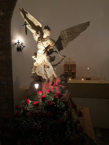 San Michele Arcangelo, Allume di Roccalumera (ME).  - Roccalumera - inserita il 30-Jan-20