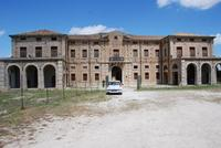 Casa padronale Floristella Casa del proprietario della miniera di Floristella  - Piazza armerina (1074 clic)