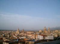 Comiso vista dal belvedere. COMISO Mariella Oliva