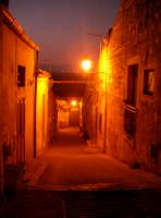 Vicolo del quartiere Pizzo  - Modica (3616 clic)