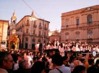 Bambini che cantano l'inno alla Madonna  - Comiso (8989 clic)