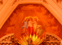 Santuario dei Santi Martiri Alfio,Filadelfo e Cirino.  - Trecastagni (1595 clic)