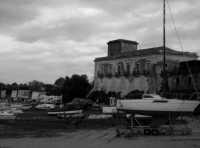 VISTA INVERNALE DAL LUNGOMARE  - Giardini naxos (4353 clic)
