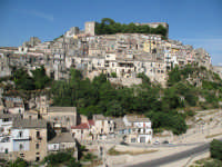 VISTA DALLE CURVE  - Ragusa (3902 clic)