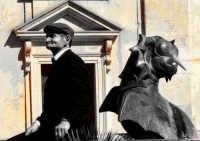 il vecchio e il tritone  - Caltanissetta (3265 clic)