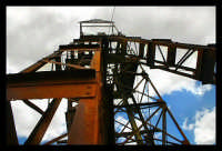 la miniera abbandonata  - Caltanissetta (2992 clic)
