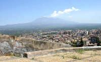 L'Etna dalla collina storica di Paterno'   - Paternò (2919 clic)