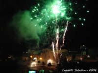 Giochi di fuoco del 15 agosto all' Abbazia  - Novara di sicilia (3887 clic)