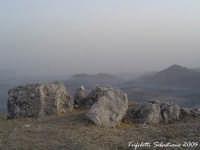 Sulla rocca salvatesta  - Novara di sicilia (4599 clic)