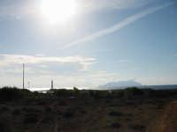 controluce isola di Marettimo vista dal Faro di Favignana  - Favignana (2836 clic)