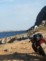 Vista di Favignana da punta faraglioni  - Favignana (4078 clic)