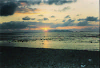 Tramonto dietro le isole  - Egadi (4183 clic)