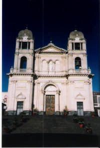 Chiesa di Zafferana  - Zafferana etnea (1869 clic)