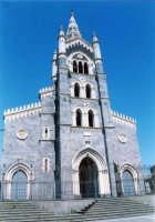 Chiesa di Santa Maria, interamente realizzata in pietra lavica  - Randazzo (3648 clic)