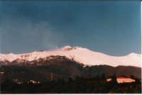 Il Vulcano visto da Viagrande  - Etna (2566 clic)